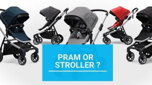 What's the difference? – Pram, Pushchair, Buggy, Stroller, Travel system