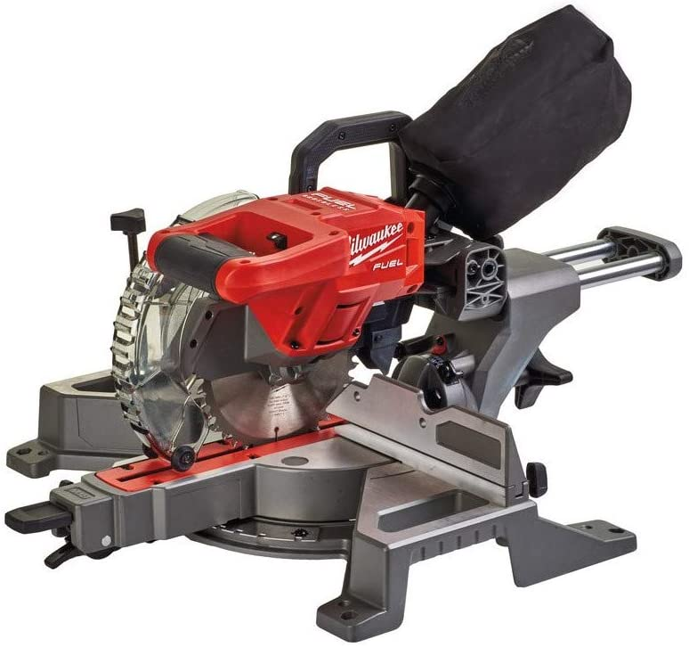 Milwaukee M18FMS190-0 Fuel 18V Brushless 190mm Mitre Saw Review