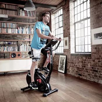 reebok gb40s one electronic exercise bike review 3