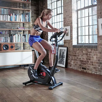 reebok gb40s one electronic exercise bike review 4