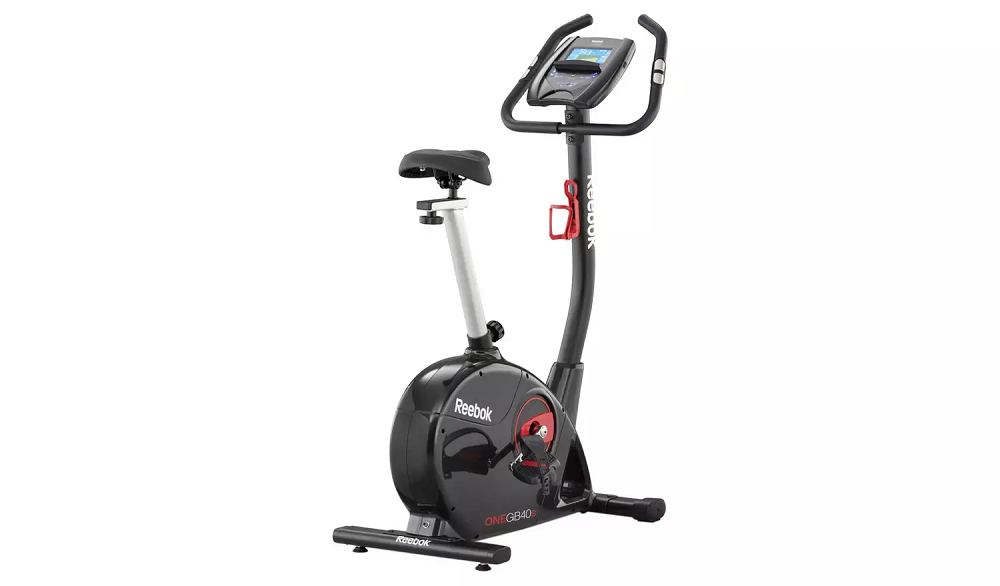reebok gb40s one electronic exercise bike review